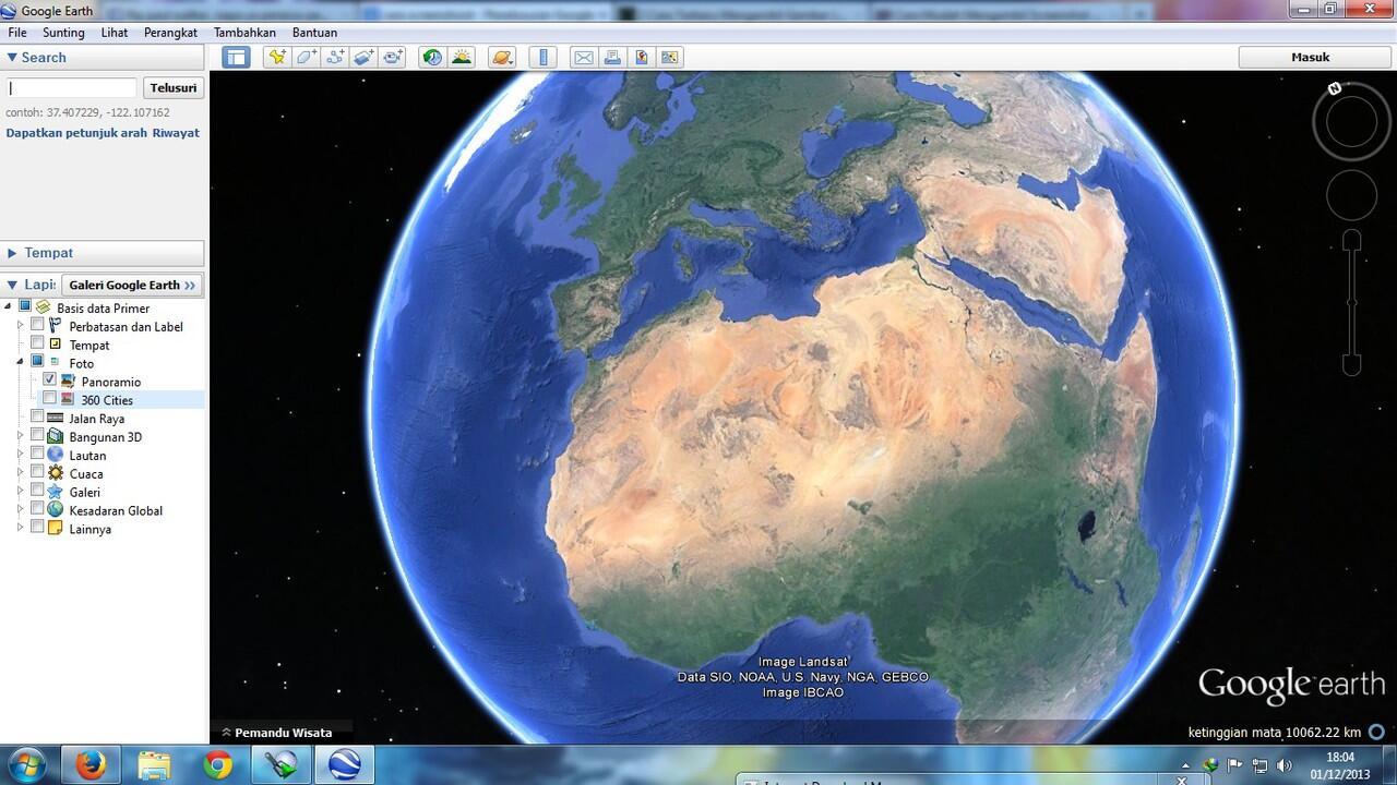 Ane lagi iseng liat google earth liat ini gan