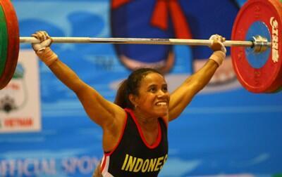 7 ATLET TERBAIK INDONESIA