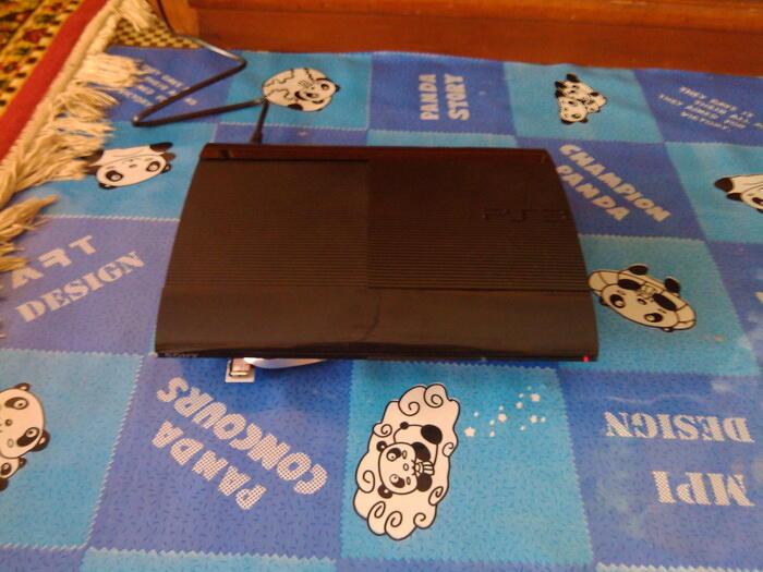 PS3 Super Slim 250GB feat. E3 ODE PRO!