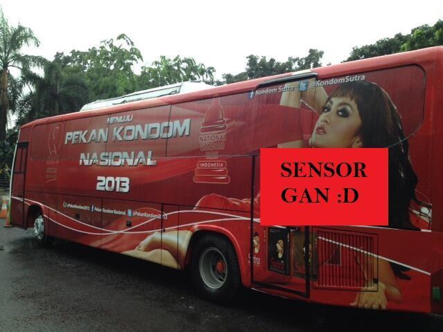 Pekan Kondom Nasional, negara mendanai masyarakat untuk melakukan seks bebas