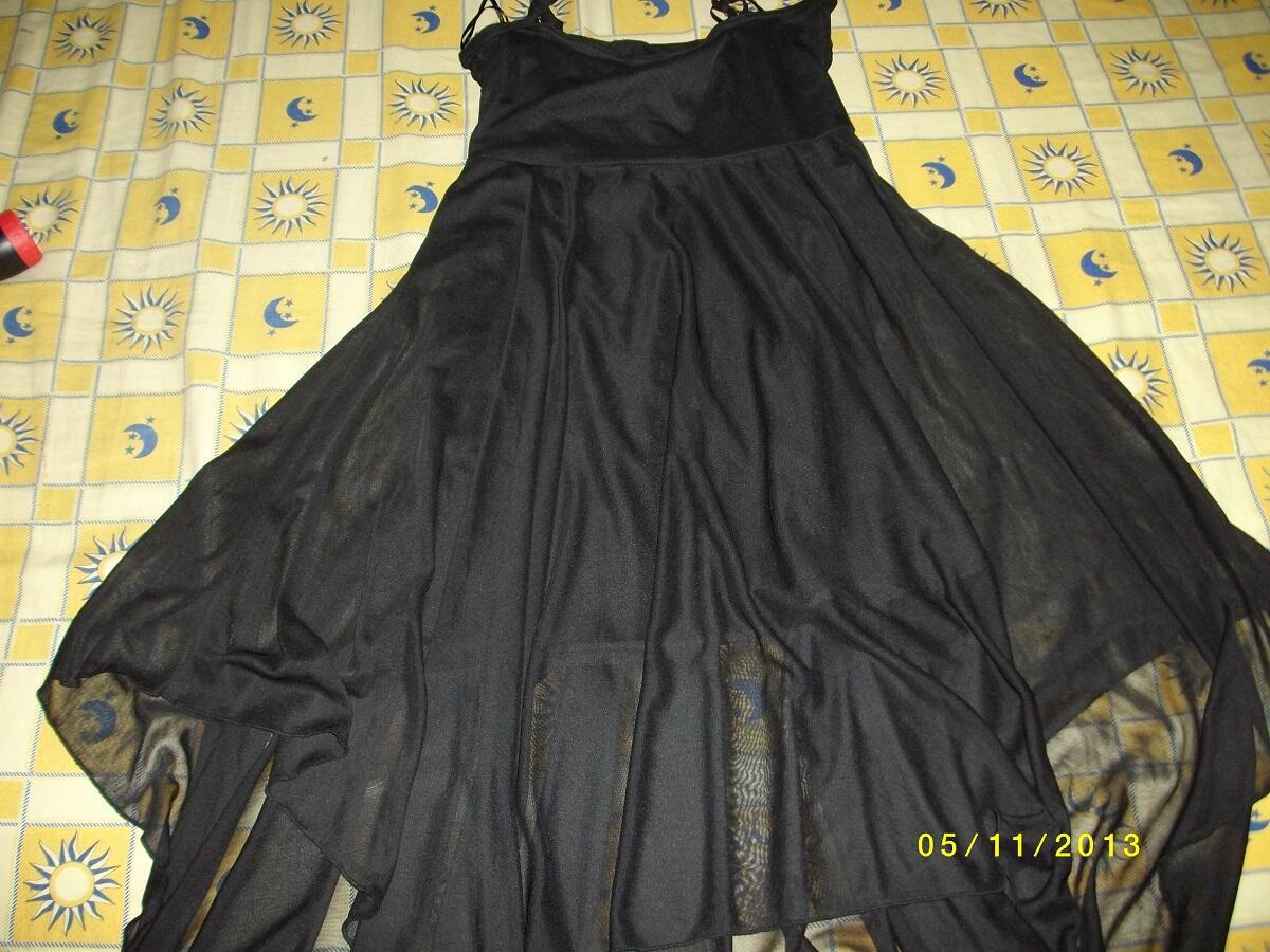 Gaun Hitam SEXY dengan harga Murah