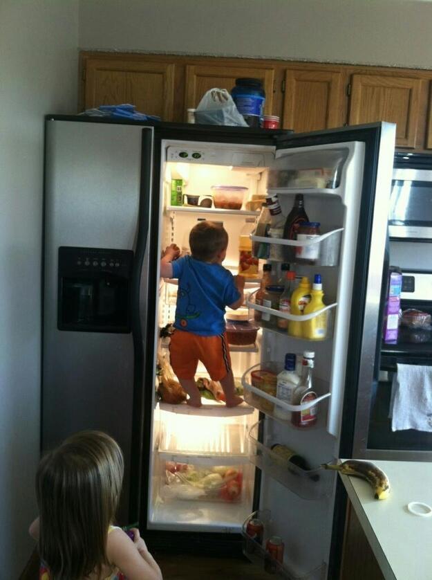 Anak-anak Sebenarnya adalah Pemabuk Cilik