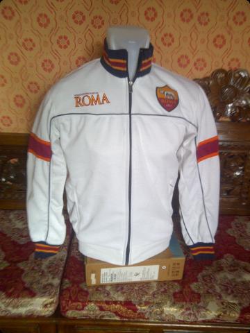 Ready Stock Kaos Official AS Roma 2013-2014. T-Shirt Official AS Roma 2014