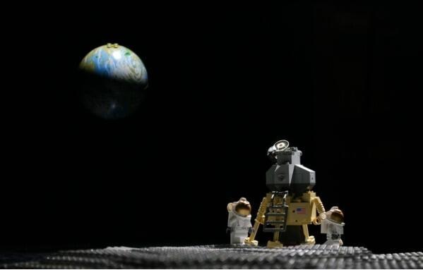 [Keren gaannn..] 10 Kreasi Menakjubkan Dari Lego