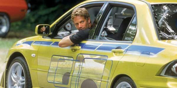 Mengenang 9 Mobil Terbaik Paul Walker di Hidupnya