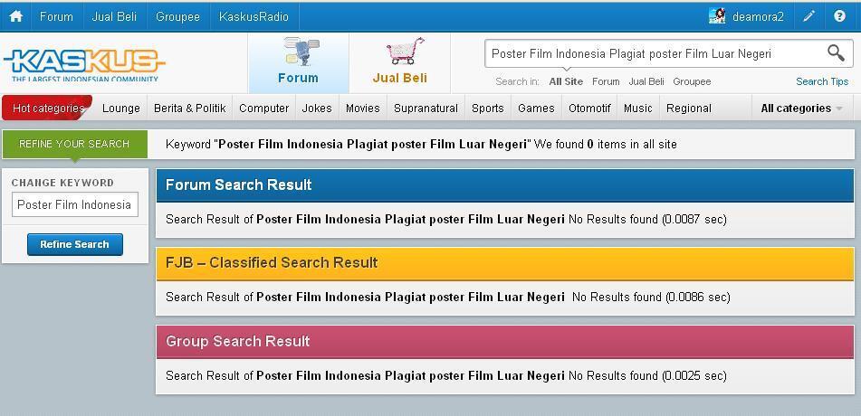 Poster Film Indonesia Plagiat poster Film Luar Negeri