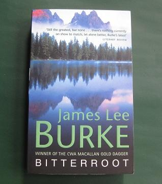 "Buku English Crime Fiction ""BUTTER ROOT"""