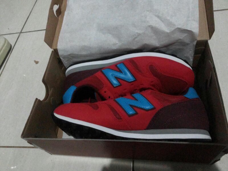 sepatu new balance 373 ori baru murah