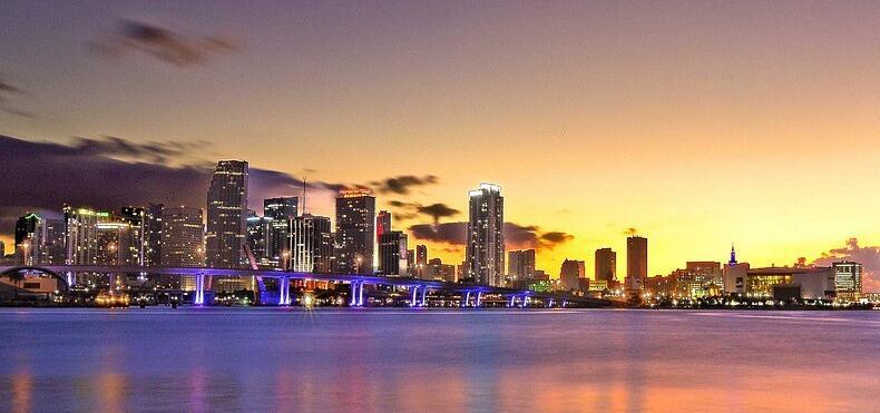 Kota-kota di Dunia dengan Skyline yang Mengagumkan