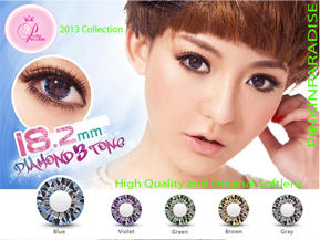 Pinkinparadise™ Diamond® Korea Softlens / Soft Lens / Contact Lens