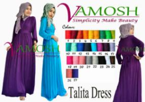 talitha dress vamosh