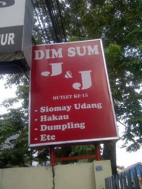 Dim Sum by J&J DIMSUM 9000/porsi 5pcs