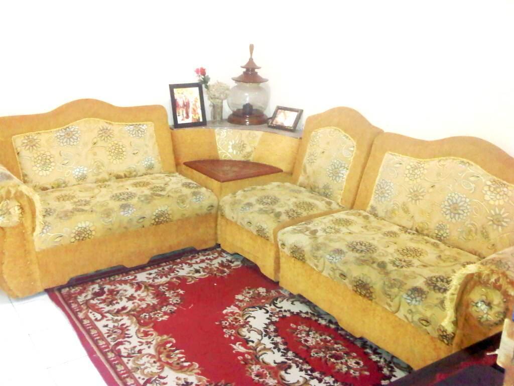Terjual Kursi Sofa Sudut Murah Meriah 5 Bulan Pakai Semarang KASKUS
