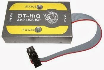 DT-HiQ AVR USB ISP mkII