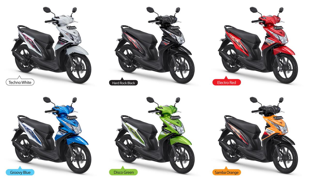 Download Kumpulan 90 Gambar Motor Honda Baru Terkeren Bamboe Modif