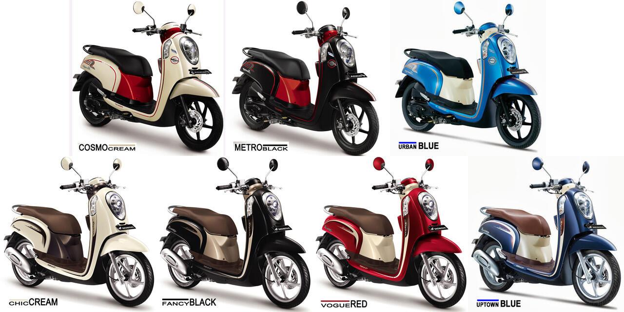 Download Kumpulan 95 Gambar Motor Honda Scoopy Terbaru Dan Terkeren