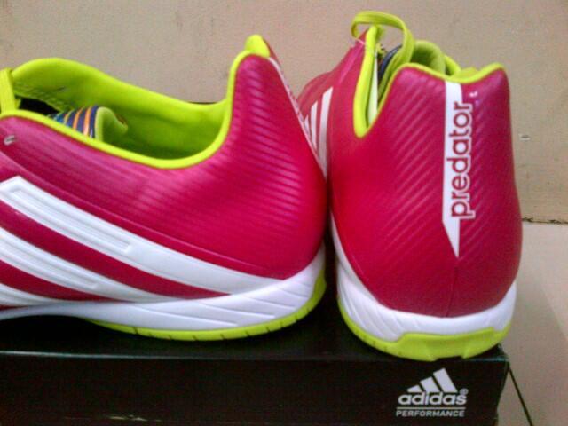 Jual sepatu futsal Adidas Predator Alasolado LZ 2 in samba Original