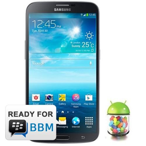 Samsung Galaxy Mega 6.3 I9200 – 16 GB (BBM Ready)