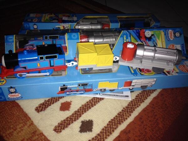 Thomas n friends train