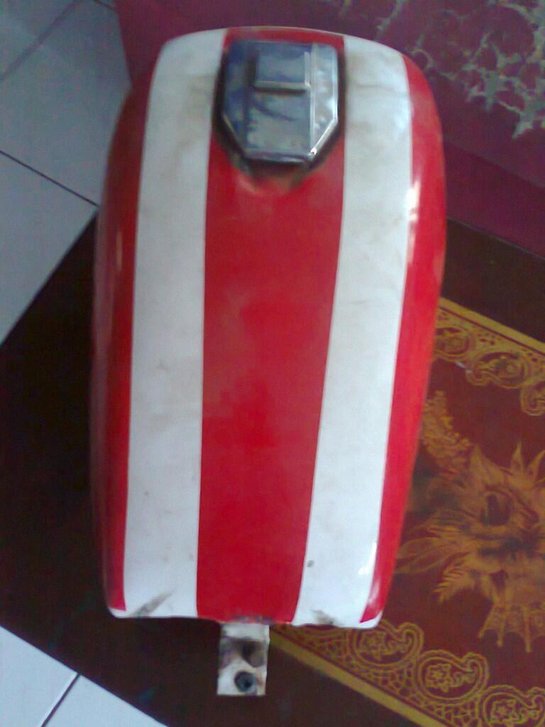 tangki motor custom