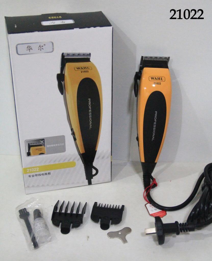 Alat cukur rambut Bagus ( Hair Clipper ) Wahl Profesional harga Murah Ready  juga Wahl type Super Taper ... b84a8f51a3