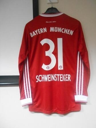 All About Bayern Munchen Jersey 2013-2014 - DBF Pokal, UCL, Bundesliga