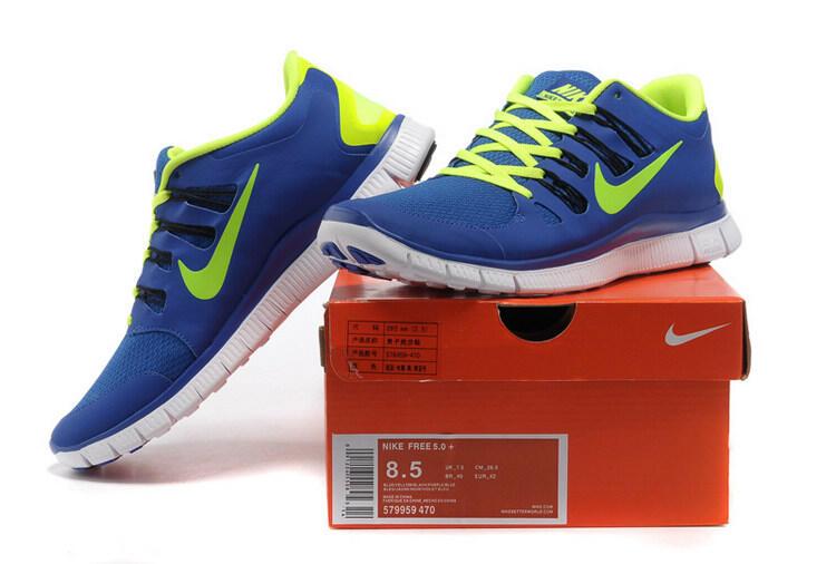 NIKE Freerun, Running, gym, sepatu jogging cewek cowok