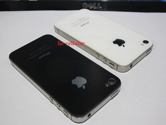 Habisin stock Iphone 4S 16gb-32gb black& white, dicek gan buat taun baru