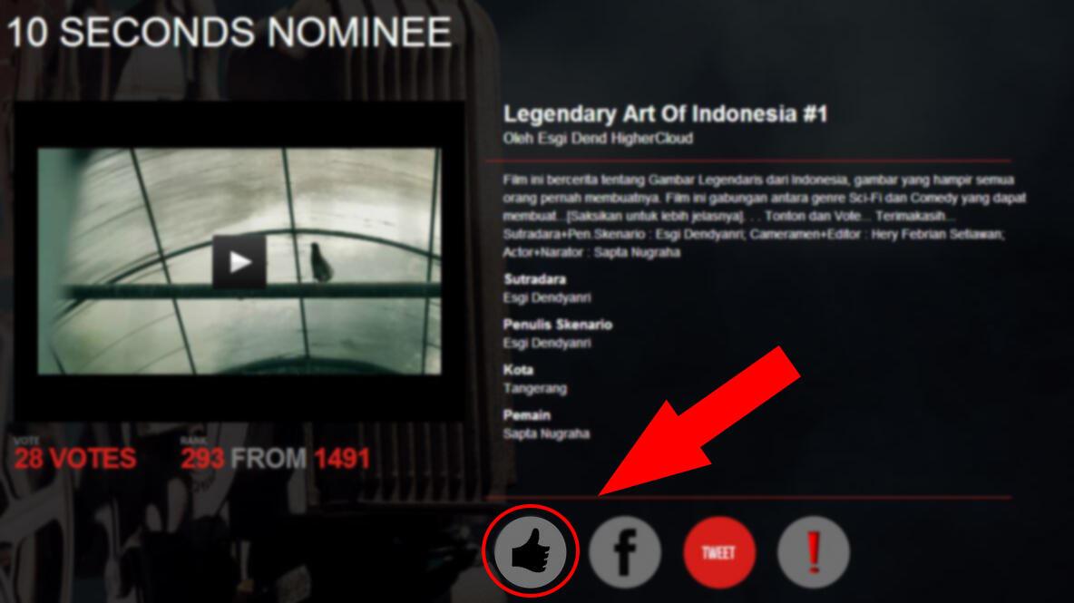 ::VOTE:: Legendary Art of Indonesia | UZone
