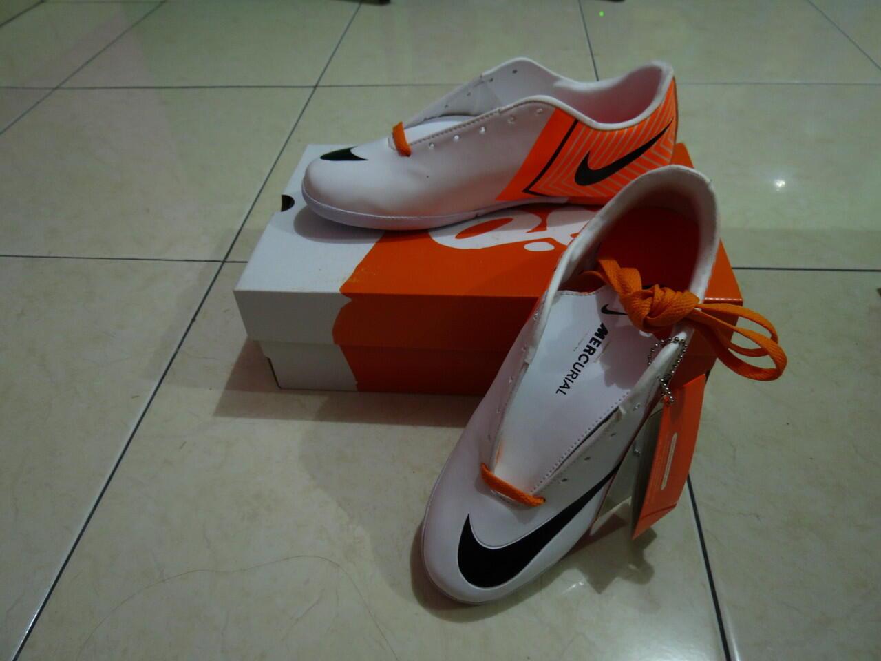... jual sepatu futsal nike hypervenom   nike mercurial kw super made in  vietnam(bandung) 2be6123389