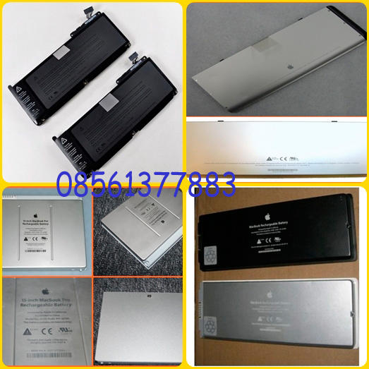 [murah2]batrei>batere>battery>baterai>apple>macbook>air>pro>white>A1322>A1175>A1185>