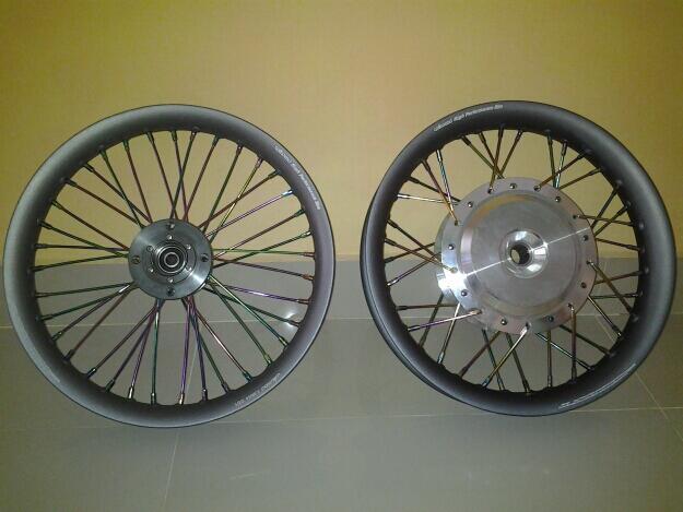 Wilwood titanium vartech 125