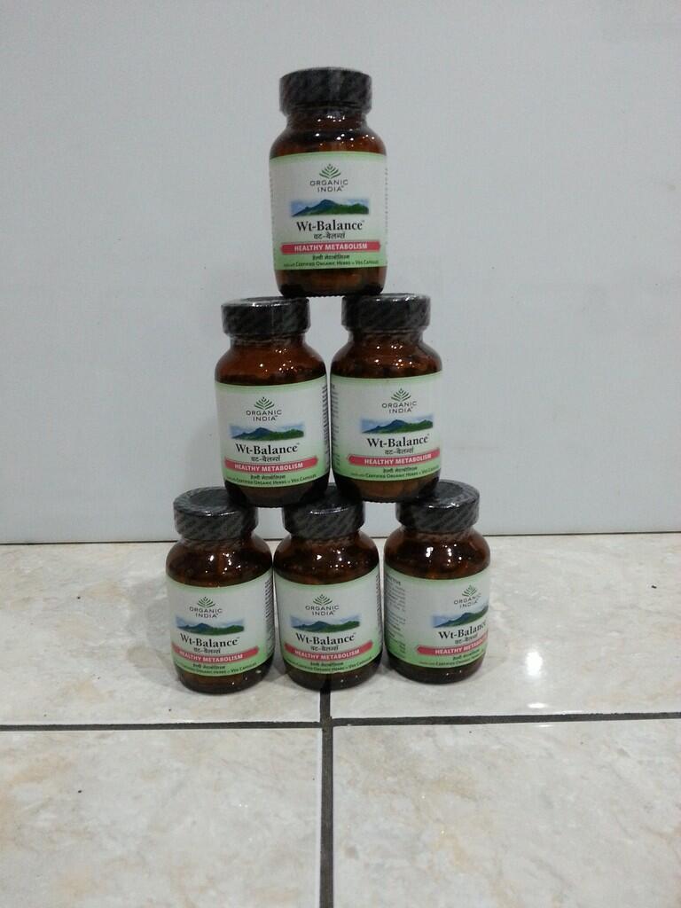 Terjual Penurun berat badan alami dan organic, bukan obat ...
