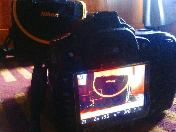 Dijual Camera DSLR Nikon D90 ++++