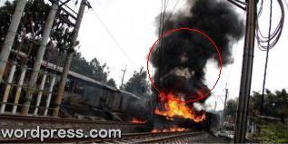 Penampakan Aneh saat Insiden Bintaro II (SEREM)