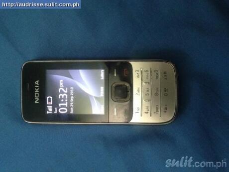 Nokia 2730 - classic Fullset+BONUS Headset {MALANG}