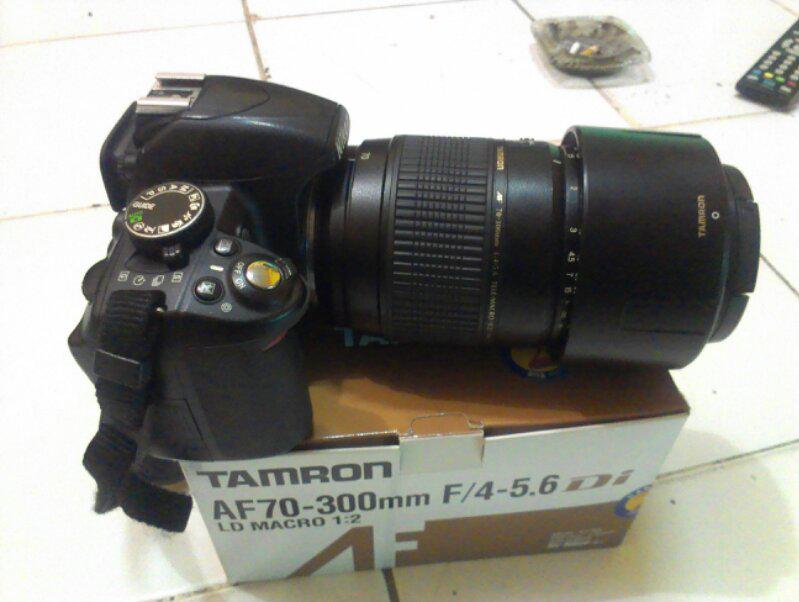 Nikon D3100 Malang