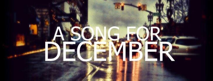 ~๑๑.Penuangan Lagu-lagu Indah di Bulan Desember .๑๑~