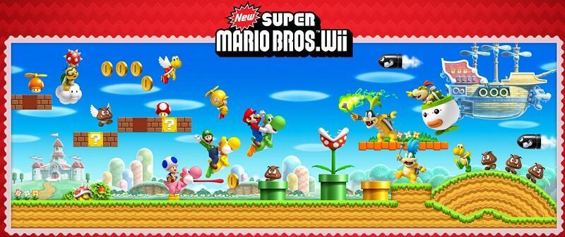 Terjual Jasa isi game Nintendo Wii DVD/HDD termurah sekaskus raya