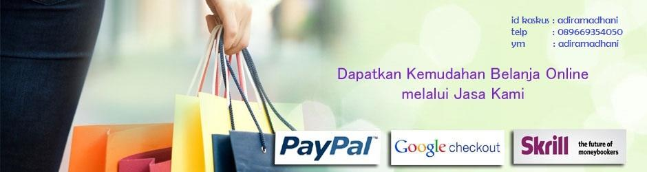 Jasa P.a.y.p.a.L Balance dan jasa Belanja Online $$$ 100% legal & verified $$$