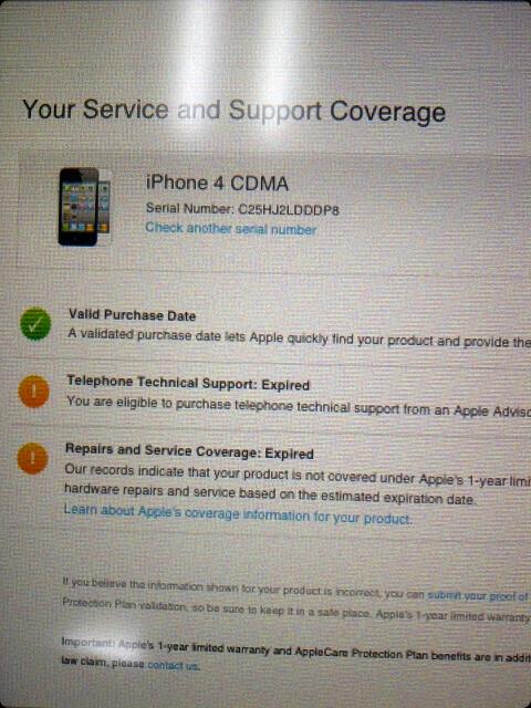 diskon iphone 4 cdma 16gb garansi 1thn ksa