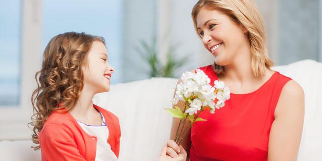 """~♥.7 Cara Sederhana Membahagiakan Ibu, """"I Love You Mom."""".♥~"""
