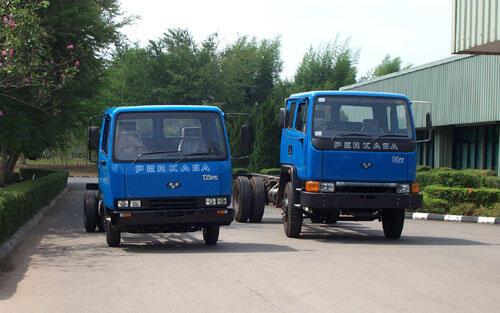 Ayo Mengenal Merk Truck Yang Ada Di Indonesia [+PIC+]