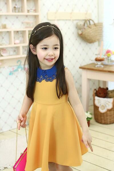 yao2shop -- Good Quality Children Store : AC001 AlloCotton Monia Dress