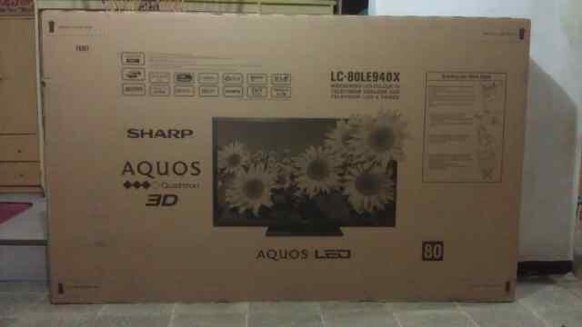sharp 80 inch tv aquos. stefanus_antonio@yahoo.com jual tv sharp aquos led 3d 80 inch lc-80le940x sharp tv aquos