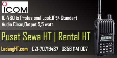 Pusat Sewa HT | Rental Handy Talky | Penyewaan HT