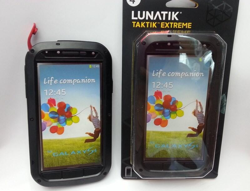 LUNATIK LYNK/TAKTIK EXTREME IPHONE 4S/5/5S/5C/6/PLUS SAMSUNG GALAXY S4/S5/NOTE 3