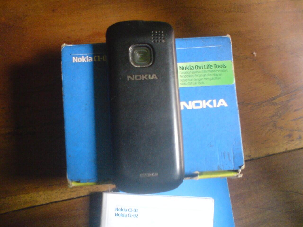Nokia C1-01 Murah Aja