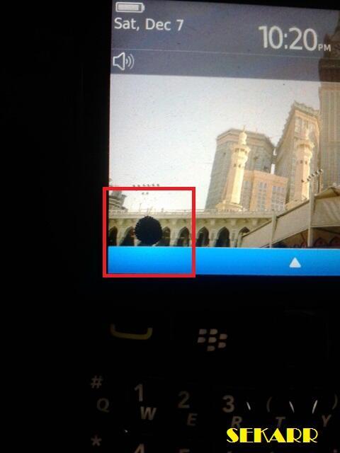 Jual BlackBerry Bold 9780 Apa Adanya Surabaya