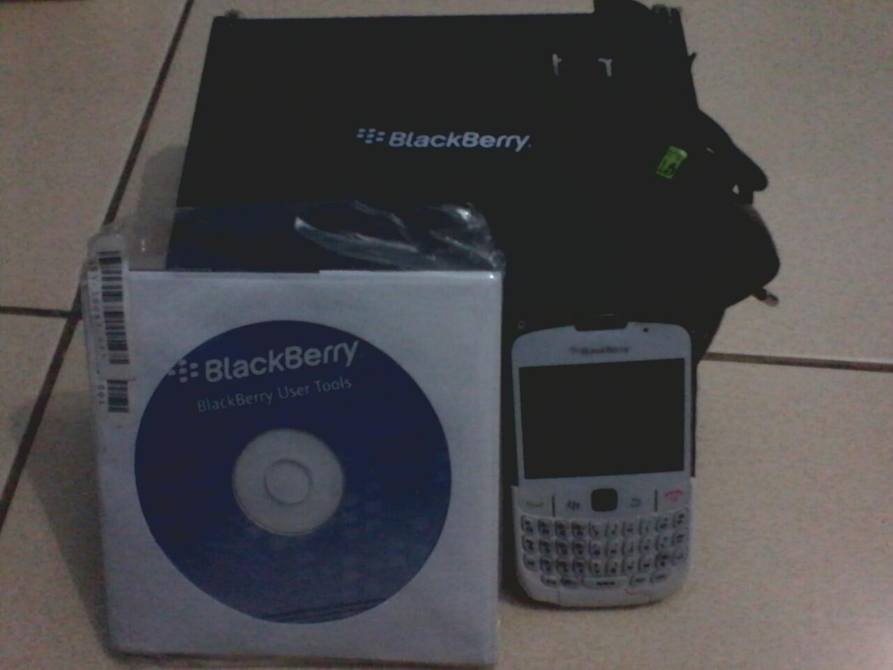 wts blackberry 8520 gemini kondisi seadanya